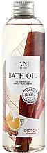 """Parfüm, Parfüméria, kozmetikum Fürdőolaj """"Narancs fahéjjal"""" - Kanu Nature Bath Oil Orange Cinnamon"""