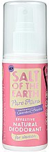 Parfüm, Parfüméria, kozmetikum Deo natúr spray - Salt of the Earth Pure Aura Natural Deodorant Spray