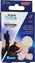Parfüm, Parfüméria, kozmetikum Utazó sebtapasz készlet - Ntrade Active Plast First Aid Travel Patches