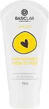 Parfüm, Parfüméria, kozmetikum Hidratáló kézkrém - BasicLab Dermocosmetics Famillias