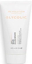 Parfüm, Parfüméria, kozmetikum Arctisztító készítmény - Revolution Skincare Glycolic Acid AHA Glow Mud Cleanser
