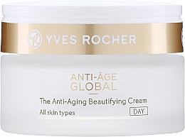 Parfüm, Parfüméria, kozmetikum Nappali ránctalanító arckrém - Yves Rocher Anti-wrinkle Day Face Cream