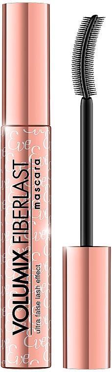 Szempillaspirál - Eveline Cosmetics Volumix Fiberlast Mascara