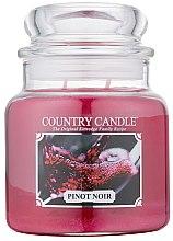 Parfüm, Parfüméria, kozmetikum Illatgyertya - Country Candle Pinot Noir