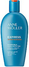 Parfüm, Parfüméria, kozmetikum Napozás utáni krém-gél - Anne Moller Express After Sun Kiss