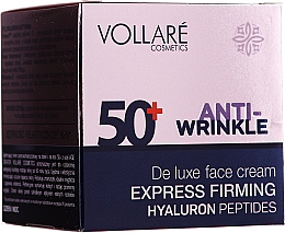 Parfüm, Parfüméria, kozmetikum Erősítő ránctalanító arckrém 50+ - Vollare Age Creator Firming Anti-Wrinkle Cream Day/Night 50+