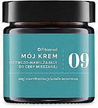 Parfüm, Parfüméria, kozmetikum Hidratáló krém kombinált bőrre - Fitomed Face Cream №9