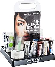 Parfüm, Parfüméria, kozmetikum Szempilla- és szemöldökfestő készlet - RefectoCil Professional Lash & Brow Styling Bar