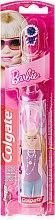 Parfüm, Parfüméria, kozmetikum Elektromos fogkefe gyerekeknek, rózsaszín - Colgate Electric Motion Barbie