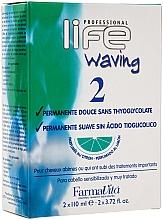 Parfüm, Parfüméria, kozmetikum Biodauer citrus illattal - Farmavita Life Waving 2