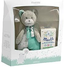 Parfüm, Parfüméria, kozmetikum Mustela Musti - Szett (edt/50ml + toy)