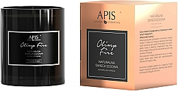 Parfüm, Parfüméria, kozmetikum Természetes szójagyertya - APIS Professional Olimp Fire Soy Candle