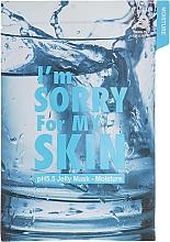 Parfüm, Parfüméria, kozmetikum Arcmaszk - Ultru I'm Sorry For My Skin pH5.5 Jelly Mask Moisture
