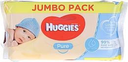 Parfüm, Parfüméria, kozmetikum Gyerek nedves törlőkendő Pure 72 db - Huggies