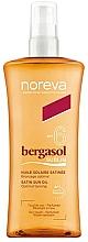 Parfüm, Parfüméria, kozmetikum Napvédő olaj testre - Noreva Laboratoires Bergasol Sublim Satiny Sun Oil SPF6