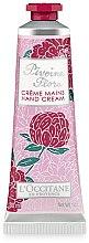 Parfüm, Parfüméria, kozmetikum Kézkrém - L'Occitane Pivoine Flora Hand Cream