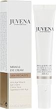 Parfüm, Parfüméria, kozmetikum Öregedésgátló szemkörnyékápoló krém - Juvena Skin Specialists Anti-Age Miracle Eye Cream