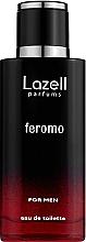 Parfüm, Parfüméria, kozmetikum Lazell Feromo - Eau De Toilette