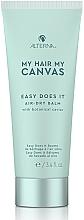 Parfüm, Parfüméria, kozmetikum Balzsam természetes hajformázáshoz - Alterna My Hair My Canvas Easy Does It Air-Dry Balm Mini
