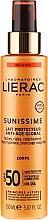 Parfüm, Parfüméria, kozmetikum Fényvédő testápoló tej SPF50 - Lierac Sunissime