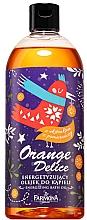 """Parfüm, Parfüméria, kozmetikum Fürdőolaj """"Orange Delice"""" - Farmona Magic Spa Orange Delice Bath Oil"""