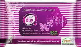 Parfüm, Parfüméria, kozmetikum Intim higiéniai nedves törlőkendő - Gentle Day