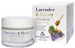 Parfüm, Parfüméria, kozmetikum Arckrém - Bulgarian Rose Lavender & Honey Cream