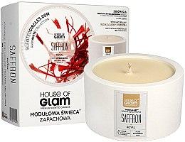Parfüm, Parfüméria, kozmetikum Illatgyertya - House of Glam Royal Saffron Candle