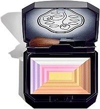 "Parfüm, Parfüméria, kozmetikum Fénylő hatású kompakt púder ""7 szín"" - Shiseido 7 Lights Powder Illuminator"
