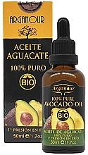 Parfüm, Parfüméria, kozmetikum Arc, haj és testápoló avokádó olaj - Arganour Pure Organic Avocado Oil
