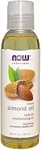 Parfüm, Parfüméria, kozmetikum Édes mandulaolaj - Now Foods Solutions Sweet Almond Oil