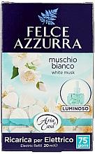 Parfüm, Parfüméria, kozmetikum Elektromos diffúzór - Felce Azzurra White Musk (utántöltő)