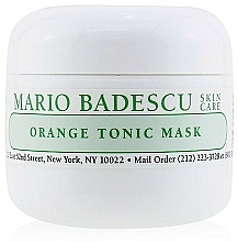 """Parfüm, Parfüméria, kozmetikum Arcmaszk """"Narancs"""" - Mario Badescu Orange Tonic Mask"""