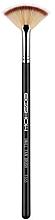 Parfüm, Parfüméria, kozmetikum Sminkecset F655 - Eigshow Beauty Small Fan Brush