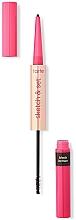Parfüm, Parfüméria, kozmetikum Szemöldökceruza és gél - Tarte Cosmetics Sketch & Set™ Brow Pencil & Tinted Gel