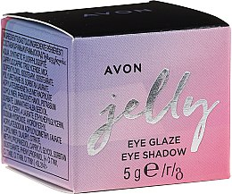 Parfüm, Parfüméria, kozmetikum Szemhájfesték-mousse - Avon Jelly Eye Glaze Eye Shadow