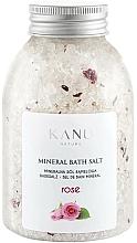 """Parfüm, Parfüméria, kozmetikum Ásványi fürdősó """"Rózsa"""" - Kanu Nature Rose Mineral Bath Salt"""