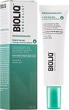 Parfüm, Parfüméria, kozmetikum Éjszakai krém aknés bőrre - Bioliq Specialist Acne Marks Removal Night Cream