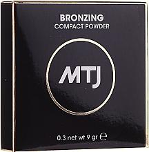 Parfüm, Parfüméria, kozmetikum Bronzosító púder - MTJ Cosmetics Bronzing Compact Powder
