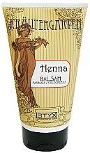 Parfüm, Parfüméria, kozmetikum Henna színező balzsam, színtelen - Styx Naturcosmetic Henna Balsam