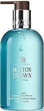 Parfüm, Parfüméria, kozmetikum Molton Brown Coastal Cypress & Sea Fennel - Folyékony szappan