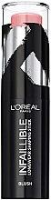 Parfüm, Parfüméria, kozmetikum Pirosító stick - L'Oreal Paris Infaillible Blush Shaping Stick
