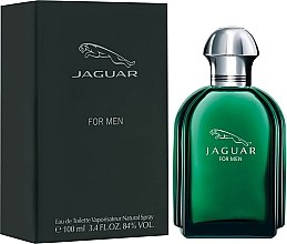Parfüm, Parfüméria, kozmetikum Jaguar Green - Eau De Toilette