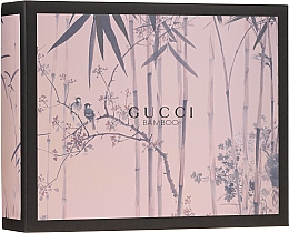 Parfüm, Parfüméria, kozmetikum Gucci Gucci Bamboo - Készlet (edp/50ml + b/lot/100ml)