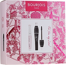 Parfüm, Parfüméria, kozmetikum Szett - Bourjois For You My Love (mascara/8ml+lipstick/7.5ml)