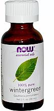 Parfüm, Parfüméria, kozmetikum Télzöld illóolaj - Now Foods Essential Oils 100% Pure Wintergreen