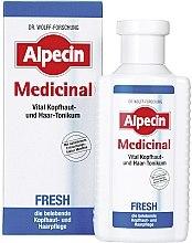 Parfüm, Parfüméria, kozmetikum Vitalizáló tonik hajra - Alpecin Medical Fresh