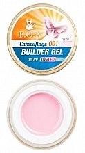 Parfüm, Parfüméria, kozmetikum Körömépítő gél - F.O.X Cover Camouflage Builder Gel