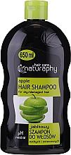 """Parfüm, Parfüméria, kozmetikum Sampon száraz és sérült hajra """"Alma"""" - Bluxcosmetics Naturaphy Apple Hair Shampoo"""