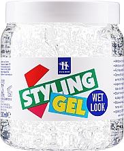 Parfüm, Parfüméria, kozmetikum Vizes hatású hajformázó zselé - Hegron Styling Gel Wet Look